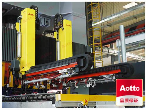 高强钢热成型自动化生产线